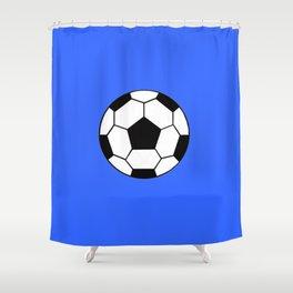 Ballon solitaire Shower Curtain