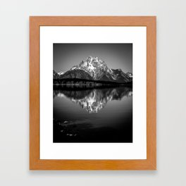 Grand Reflection Framed Art Print