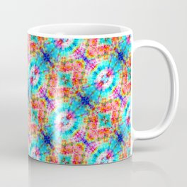 Rainbow Sunburst Coffee Mug