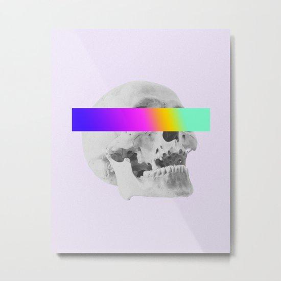 Wavopa Metal Print