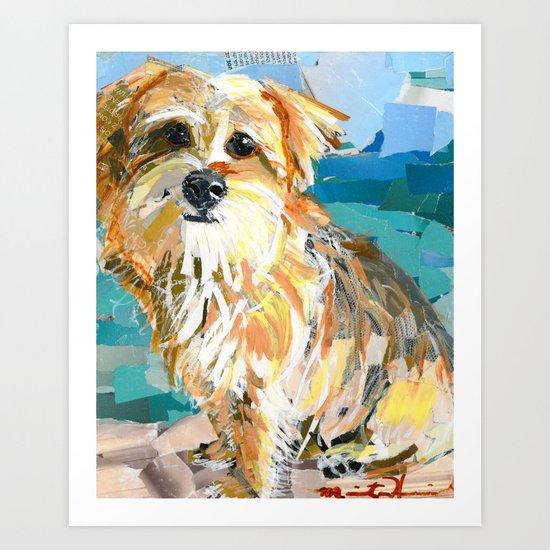 Tanner Art Print