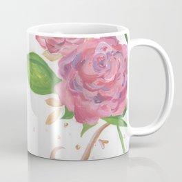 Lovely Roses Coffee Mug