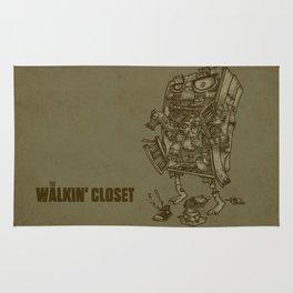 The Walkin' Closet Rug