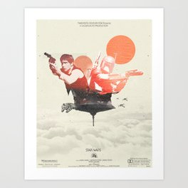 Star Wars - 1 Art Print