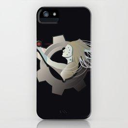 Marianne iPhone Case