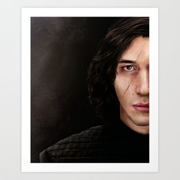 Heir Apparent to Lord Vader Art Print
