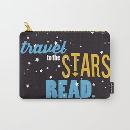 Stars - Just Read Carry-All Pouch