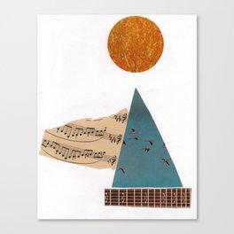 Ballad Canvas Print