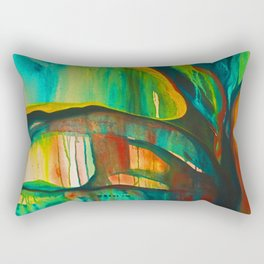 Euphoric Interlude Rectangular Pillow