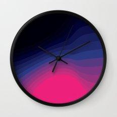 Plot Twist Wall Clock