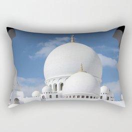 Moschea Sheikh Zayed Rectangular Pillow