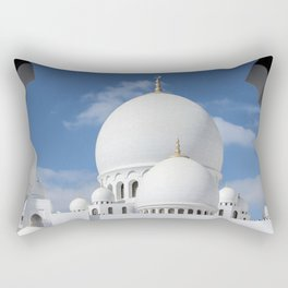 Moschea Sheikh Zayed Rectangular Pillow