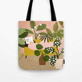 Allow Yourself To Grow Tote Bag