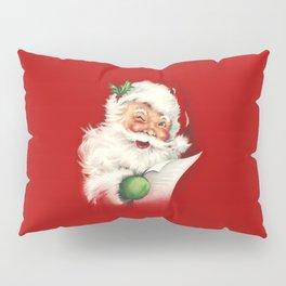 Vintage Santa Pillow Sham