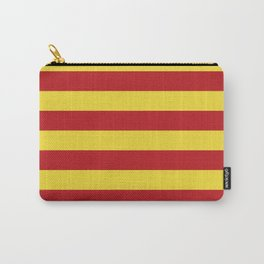 Catalunya: Catalan Flag Carry-All Pouch