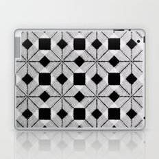 Silver Snow Laptop & iPad Skin