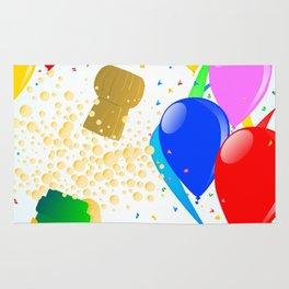 Balloon Party Rug