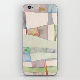 The Clothes Line iPhone Skin