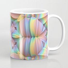 Symmetry in Pastels Coffee Mug