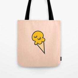 Banana Ice-cream Tote Bag