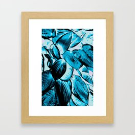 X-Ray Hastas Framed Art Print