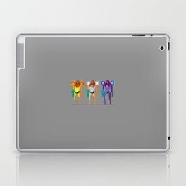Corruption Laptop & iPad Skin