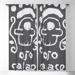 ojo calaco 1 Blackout Curtain