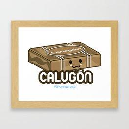 Calugón Framed Art Print