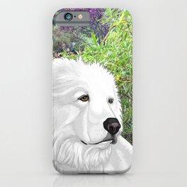 Albus iPhone Case