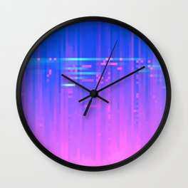 FH ON Wall Clock