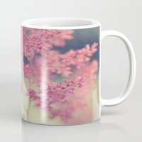 coral Mugs featuring Coral by Sandra Arduini
