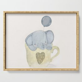 little elephant Serving Tray