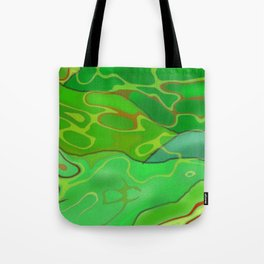 Going Throught Tote Bag