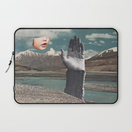 BLOW A WISH Laptop Sleeve