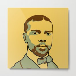 James Weldon Johnson Metal Print