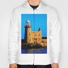 Howth Lighthouse Morning Hoody