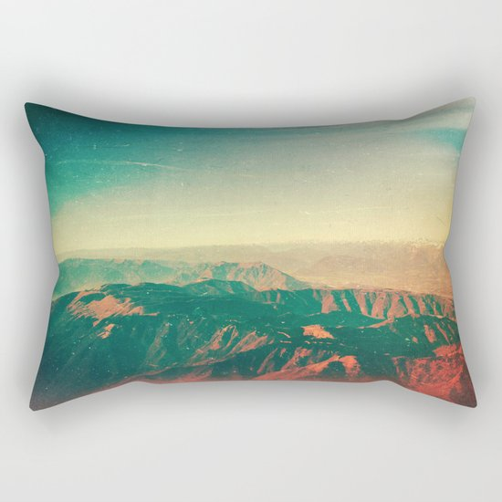 November Has Come Rectangular Pillow