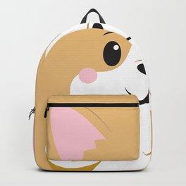 Corgi Block Backpack