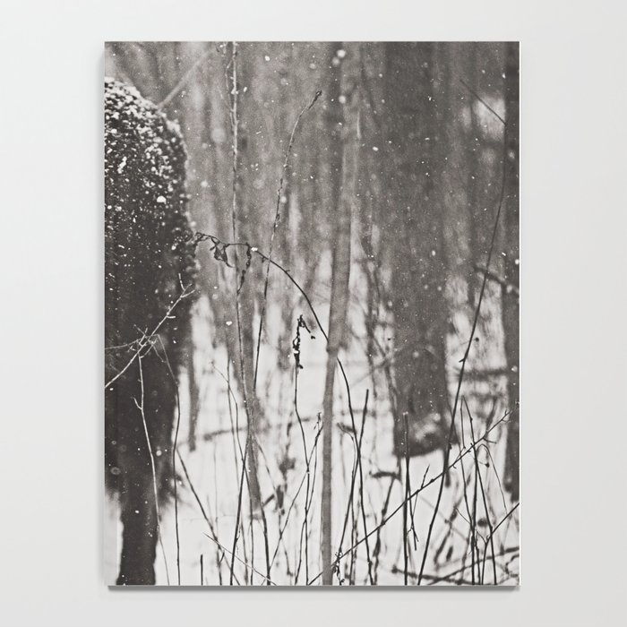 Snow Wolf Notebook
