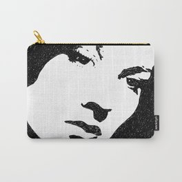 Vivien Leigh Face Carry-All Pouch