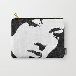 Vivien Leigh Face Carry-All Pouch