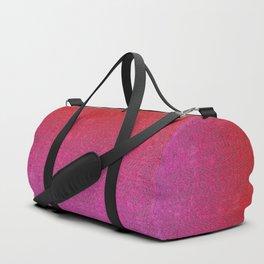 Valentine Glitter Gradient Duffle Bag