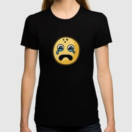 Crying Bowling Ball T-shirt