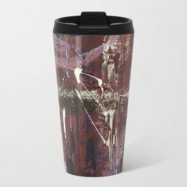 Blood Hands Travel Mug