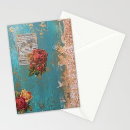Vintage 3 Stationery Cards