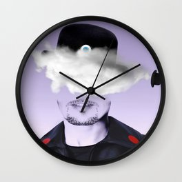 This is not a cloud II Wall Clock