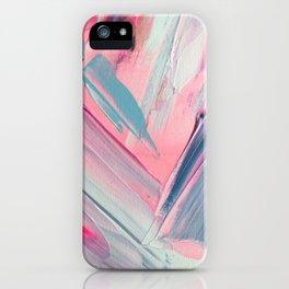 Soft-spoken iPhone Case