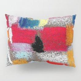 Multicolor grey Pillow Sham
