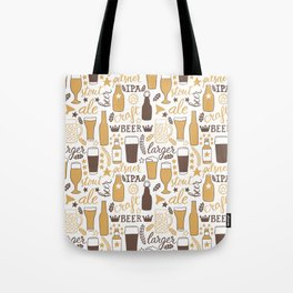For beer lovers Tote Bag