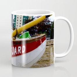 Save Me - English Bay Lifeguard Post Coffee Mug